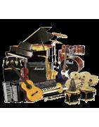 videos de estudio de instrumentos