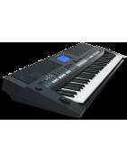 Videos para el tratamiento de los teclados