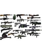 armas de todo tipo