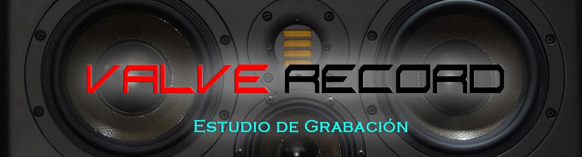 Estudio de grabación Valve Record